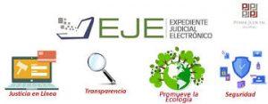 expediente judicial electronico